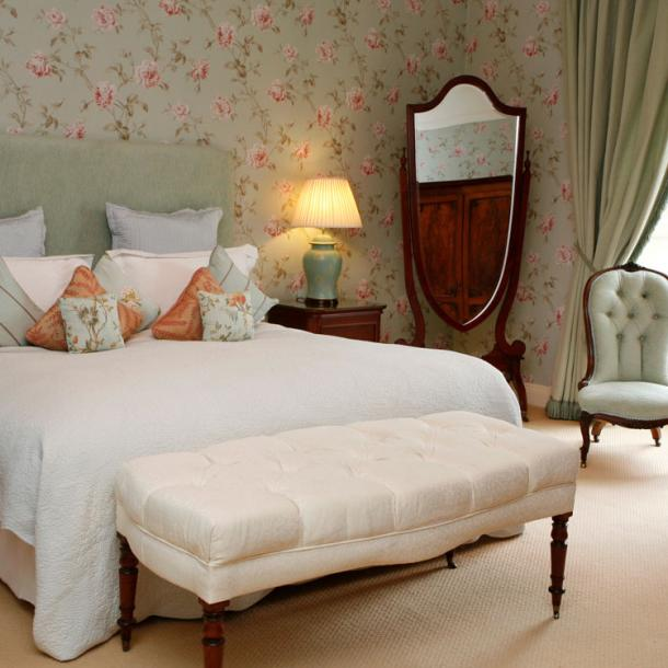 Sleep like a lord/lady in our luxury heritage rooms, with emperor sized beds, antique furnishings, and gorgeous views over the estate.