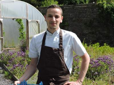Meet Robbie, our talented head chef