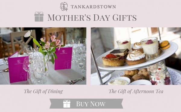 Mother's Day Gift Vouchers at Tankardstown House