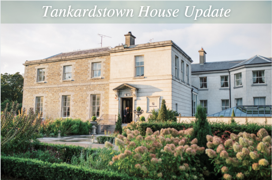 Level 3 - Tankardstown House update